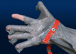 Repair mesh glove stainless