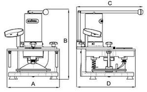 Köttbullsapparat MA-5 (B2)