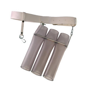 Knife sheath 3 tray, tube / belt (2)
