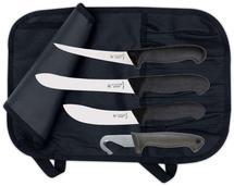 Jakt-/Slaktset Giesser, 4 knivar