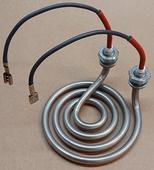 Värmeelement bastra S5 / modell B8 (2 hål)