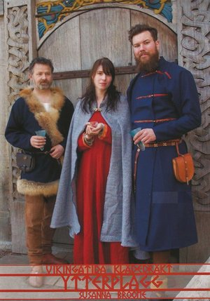 Mönster till vikingatida klädedräkt: Ytterplagg