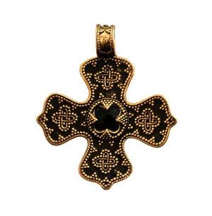 Kors från Birka, brons