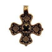 Bronze cross from Birka