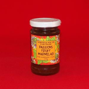 Marmelad av passionsfrukt