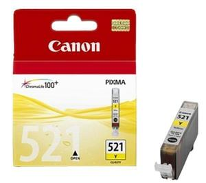 CANON CLI-521y ink yellow blister