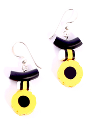Candy Earrings (Yellow)