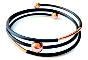 Maria rose gold bracelet