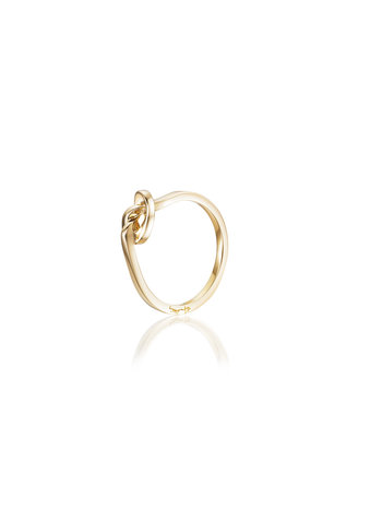 Efva Attling Love Knot Ring
