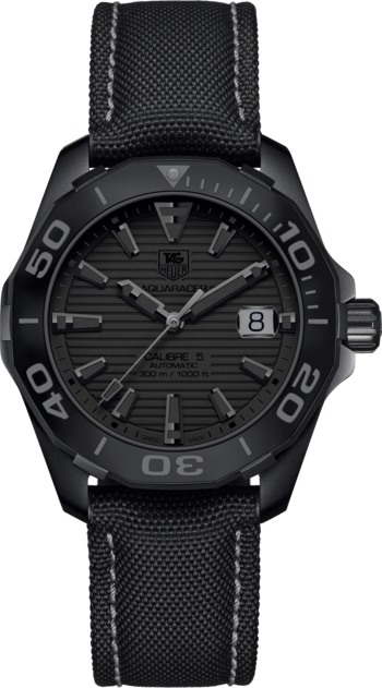 Tag Heuer Aquaracer - Black phantom