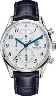 Tag Heuer Carrera Chronograph Heritage