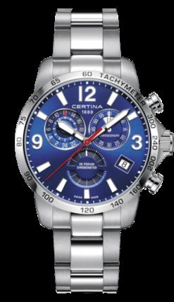 Certina DS Podium Chronograph GMT