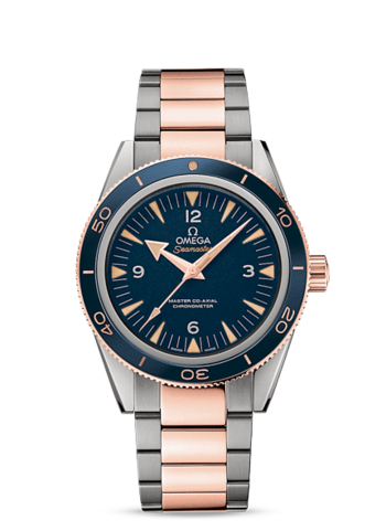 Omega Seamaster 300 Master Co-Axial 41 mm