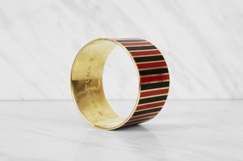 Skultuna - The Stripe Bangle Bracelet