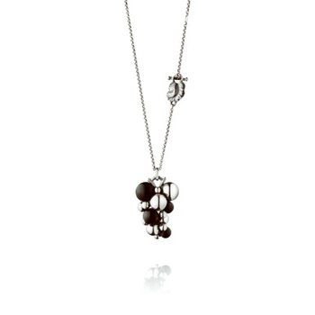 Georg Jensen Moolight Grapes Halsband