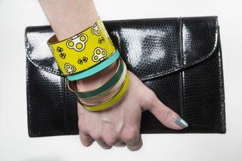 Skultuna - The Key Bangle Bracelet