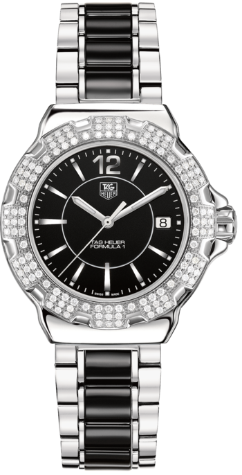 Tag Heuer Formula 1 Full Diamonds