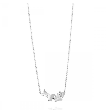 Efva Attling Little Miss Butterfly Air Necklace