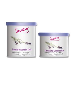 Lavendel vax