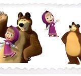 Masha och björnen 10