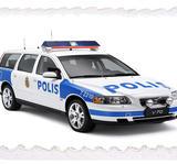Polis bil 1