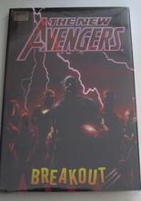 New Avengers Vol 1 Breakout Hardcover
