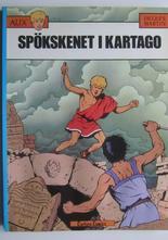 Alix Äventyr 09 Spökskenet i Kartago 1:a uppl.