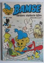 Bamse 1975 07 Vg