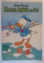 Kalle Anka 1962 07 Vg+