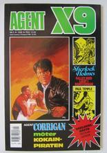 Agent X9 1989 05