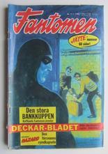 Fantomen 1966 11 Vg-