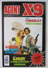 Agent X9 1990 01