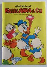 Kalle Anka 1962 25 Fn-