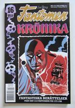Fantomen Krönika Nr 16