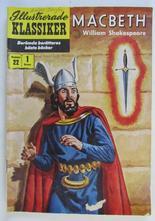 Illustrerade Klassiker 022 Macbeth 1:a uppl. Good