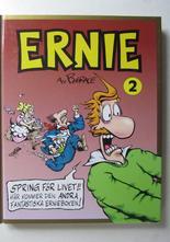 Ernie 2 1994 Spring för livet - inbundet album
