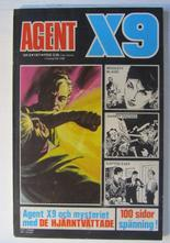 Agent X9 1971 08 Vg+