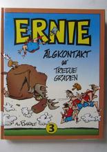 Ernie 3 1995 Älgkontakt av tredje graden - inbundet album