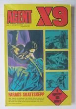 Agent X9 1973 07 Vg+