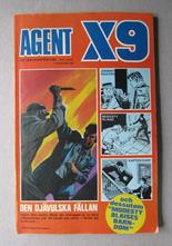 Agent X9 1973 10 Fn