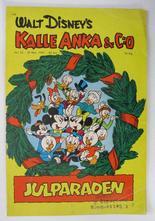Kalle Anka 1957 25 Vg