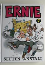 Ernie 7 2001 Sluten anstalt - inbundet album