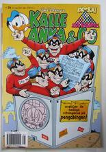 Kalle Anka & Co 2001 21 Don Rosa med bilaga