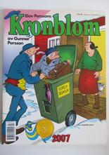 Kronblom Julalbum 2007