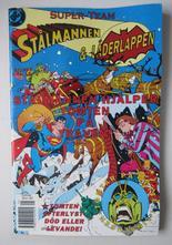 Super-Team Stålmannen & Läderlappen 1992 05