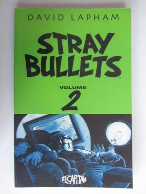 Stray Bullets Vol 2