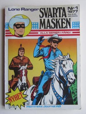 Lone Ranger Svarta Masken 1977 01 pocket