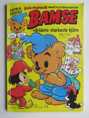 Bamse 1981 08 Fn med bilaga