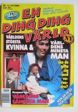 En ding ding värld 1992 11-12