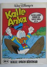 Kalle Ankas Bästisar 14 1981